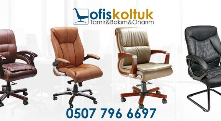 Kınalıada ofis koltuğu tamiri