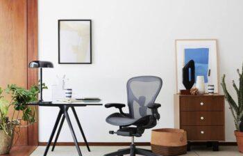 Cemil Meriç ofis koltuğu tamiri